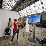 Stretch your imagination in the Hack Belgium Experience Zone